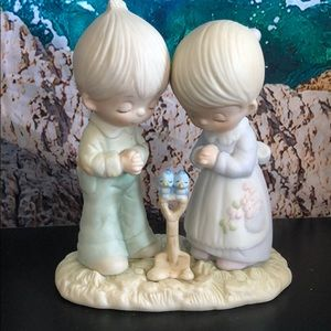 Precious Moments Porcelain Collectible Figurine